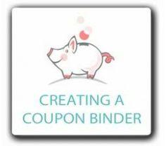 FREE Printable Coupon Binder Pages!!!