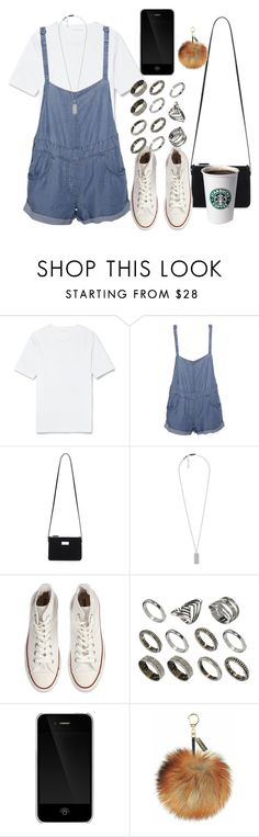 """Untitled #1365"" by talita-roberto ❤ liked on Polyvore featuring Lemaire, Stussy, BCBGeneration, Marc by Marc Jacobs, Costa, Converse, ASOS, Incase, women's clothing and women's fashion"