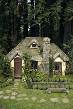 APlaceImagined: English Cottage Playhouse