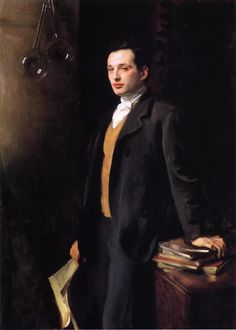 Alfred, son of Asher Werthermeier By John Singer Sargent, 1901.