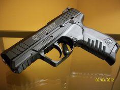 Ruger SR22 my first gun Find our speedloader now!  http://www.amazon.com/shops/raeind