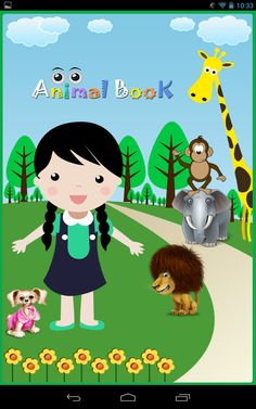 An #Androidapp for Kids - #Animal_Book http://johnwilliamsonn.bloggy.se/an-android-app-for-kids/