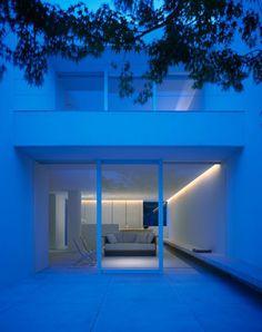 JOHN PAWSON / Tetsuka House, Tokyo, Japan, 2005