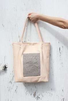 metrode + rennes / woven & leather bags