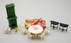 nolbyn dollhouse furniture | Nolbyn antique furniture