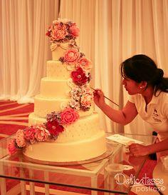 Boda Roshni y Pravesh 03 Sony, Cake, Desserts, Tailgate Desserts, Deserts, Kuchen, Postres, Dessert, Torte