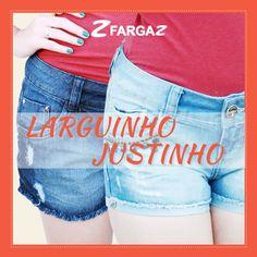 Que modelo de shorts jeans você prefere?