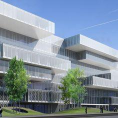 IPOST Headquarters Building / studiobv36,Courtesy of studiobv36