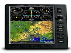 Garmin GPSMAP 695 Color Aviation GPS (Atlantic database)