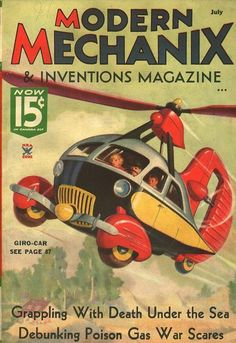 Modern Mechanix and Inventions July 1935