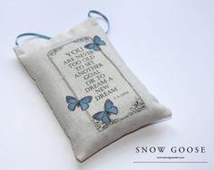 Lavender bag from snowgooseuk.com