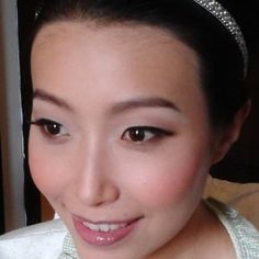 ASIAN HAIR AND MAKEUP ARTIST IN ROME , UMBRIA AND TUSCANY
