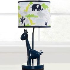 Carter's Safari Sky Lamp