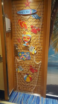 79 Best Cruise Ship Door Decorating Images Cruise