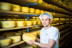 Gunn's Hill Artisan Cheese  Visit the cheese factory & cheese shop where you can purchase and sample delicious handmade cheeses.