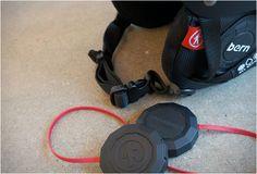 Bluetooth Ski Helmet Speakers End Frozen Lift-Line Fingers Forever