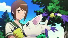 Digimon Adventure Tri : Hikari Yagami, Teirumon