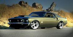 '69 Boss 429 Mustang