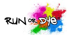 """Run or Dye, a nationwide, traveling 5K in which runners or walkers of all ages get """"dyed"""" with colorful powdered dyes, is coming to Shreveport later this year! Get your running shoes out, buy some white clothes, and be ready to run or dye!"""