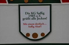 Saffig in Rheinland-Pfalz