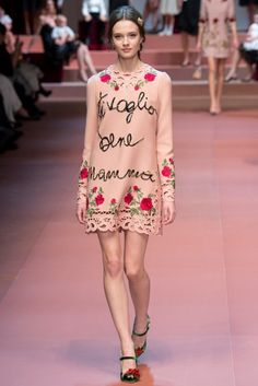 Dolce & Gabbana Herfst/Winter 2015-16 (2)  - Shows - Fashion