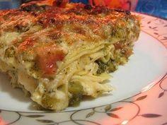 Ricette Menù di Benedetta: le lasagne ai broccoli