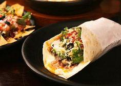 Tortille z kaszą kuskus - przepis na tortille z arabską sałatką tabuleh