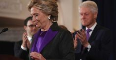 It's been a full 203 days since Hillary Clinton lostthe 2016 presidential election in a stunner to real estate mogul and former reality star Donald Trump, and yetthe former secretary of state has been unable to come to terms with the defeat, let alone accept her status as politically