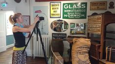 Photography for the Museum of Norwich at the Bridewell, work for upcoming Spectacle Trail in October half term
