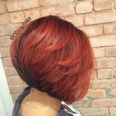 Tag a friend who needs to try something new for the NEW YEAR custom cut and color on natural hair....