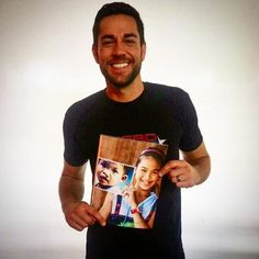 Winner: Zachary Levi   The Biggest Winners And Losers Of Comic-Con 2014