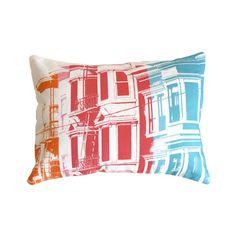 Cityscape Pillow - San Francisco | dotandbo.com