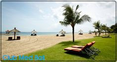 where i will be sitting for my first sunset at club med bali