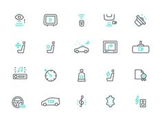 Creative Icons, Instamotor, Pictogram, Icon, and Sign image ideas & inspiration on Designspiration Flat Design Icons, App Ui Design, Icon Design, Web Design, Design Layouts, Interface Design, User Interface, Graphic Design, Mobile Icon