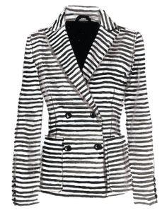 Southampton Blazer; I love double breasted jackets!