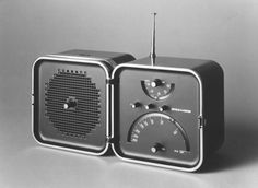 TS 502 radio by Richard Sapper for Brionvega