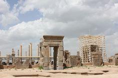 Iran,Shiraz ,Cyrus Palace,(2500 Bc)