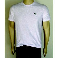 Camiseta Branca - Basics - Gola Careca - Chassi & Co.