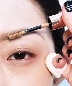 Beauty Secrets From Korean Pop Stars | How Korean pop stars do their makeup at home. #refinery29 http://www.refinery29.com/2016/08/117795/pop-star-korean-skin-care-routine
