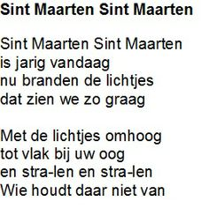 Sint Maarten, Sint Maarten is jarig vandaag. Melodie onbekend Homeschool, November, Paper Lanterns, November Born, Homeschooling
