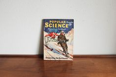 Popular Science Magazine Mechanics & by MicroscopeTelescope
