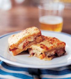 Barefoot Contessa - Recipes - Croque Monsieur
