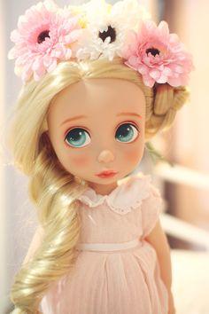 디즈니 베이비돌 라푼젤 - 꽃푼젤 : 네이버 블로그
