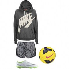 7ab41b519ae #soccerpractice #soccerdrills Cute Gym Outfits, Cute Athletic Outfits,  Soccer
