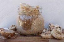 Raw Almond Butter Overnight Oats [V+GF]