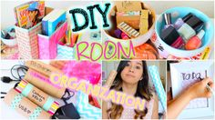 DIY Room Organization For Spring!! 2015