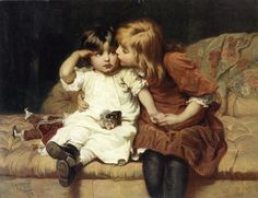 Frederick Morgan: The Consolation