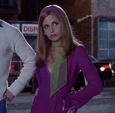 Scooby Doo Costumes, Daphne Scooby Doo Costume, Halloween Costumes, Halloween Ideas, Daphne Blake Halloween Costume, Daphne Costume, Purple Outfits, Lilac Dress, Black Girl Fashion
