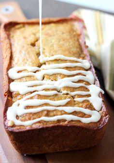 Pear Hazelnut Bread - Blahnik Baker