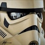 Stormtrooper Reflections